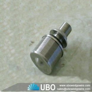 stainless steel water filter nozzle