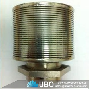 wedge wire screen nozzle/sand filter nozzle