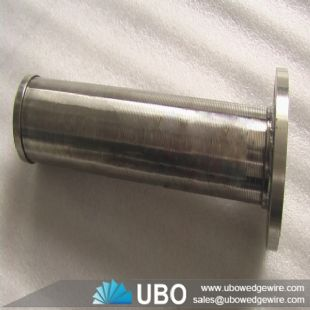 stainless steel strainer lateral nozzle pipe for filtration