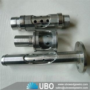 Fully Automatic Ion Exchange Mixed Bed Equipment Nozzle filter