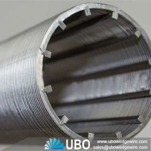 stainless steel wedge wire screen for separation