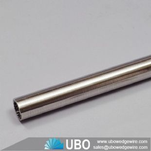 stainless steel Wedge wire screen Cylinder with the best screen