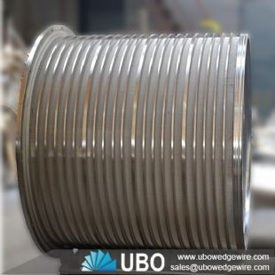 Wedge Wire Screen for Paper and Pulp